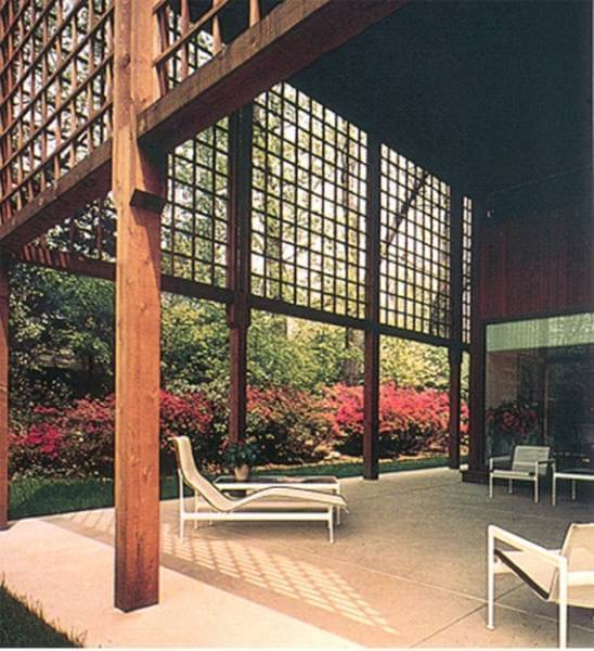 Arbor House - Outdoor Room