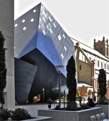 What's Up With Libeskind?