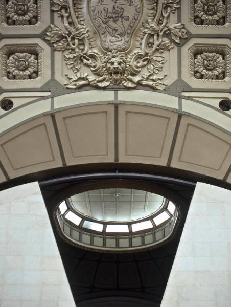 Dome At Musee D'Dorsay
