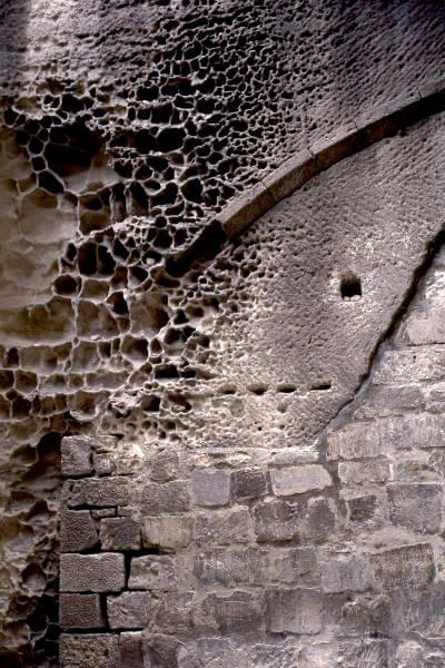 Vestige Of Arch Les Beaux
