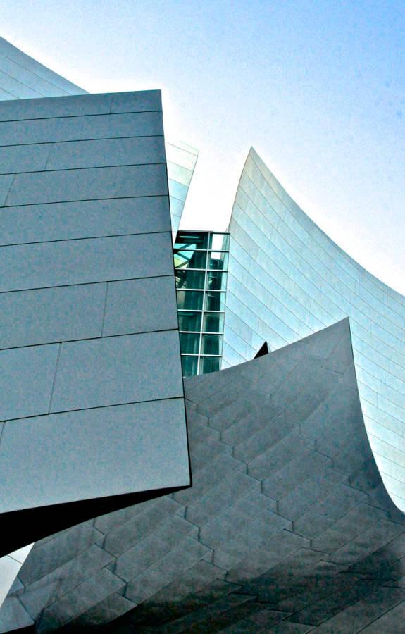 Frank Gehry's Disney Concert Hall 0285