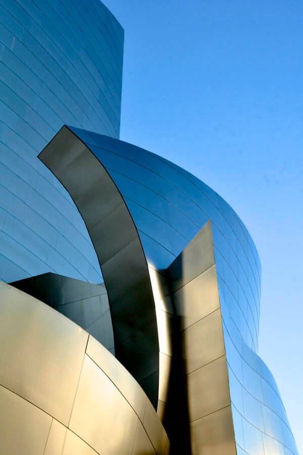 Frank Gehry's Disney Concert Hall 0159