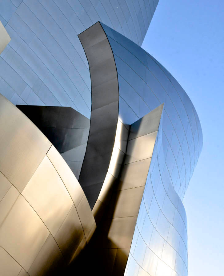 Frank Gehry's Disney Concert Hall 0162