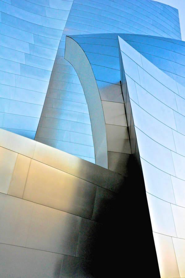 Frank Gehry's Disney Concert Hall 0284