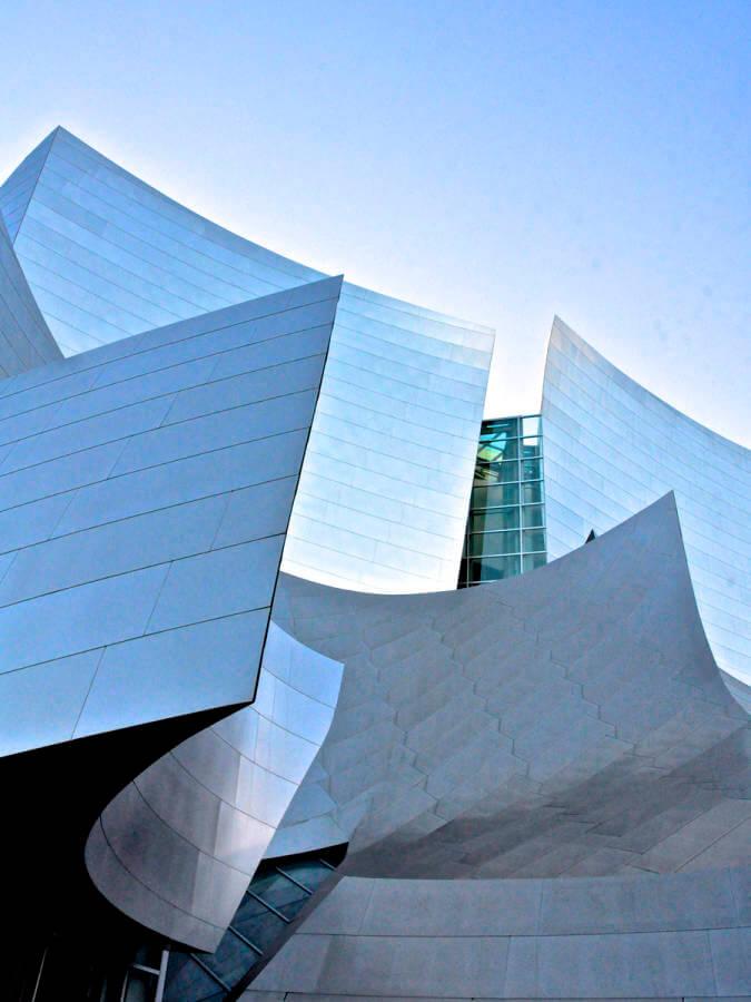 Frank Gehry's Disney Concert Hall 0286
