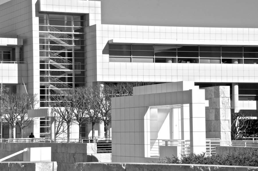 Getty Center in Los Angeles by Richard Meier 0478