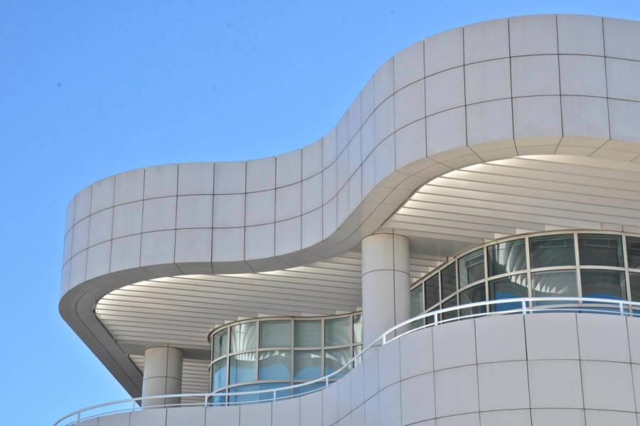Getty Center in Los Angeles by Richard Meier 0482