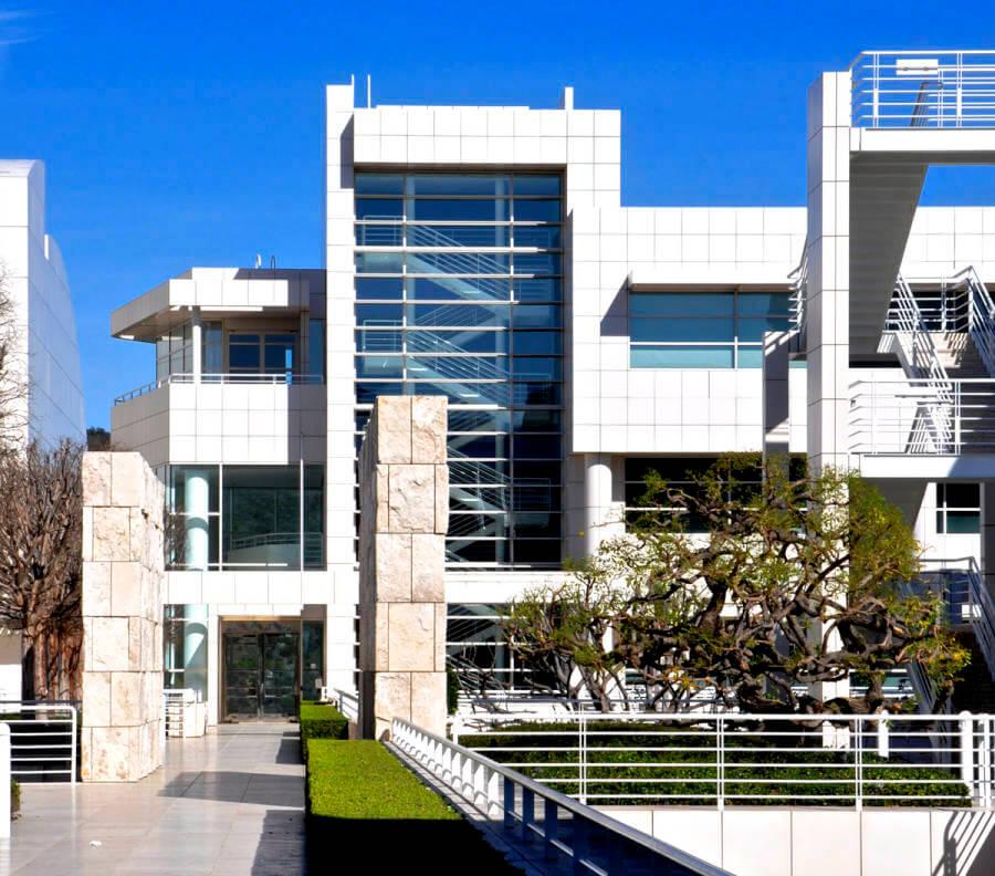 Getty Center in Los Angeles by Richard Meier 0488