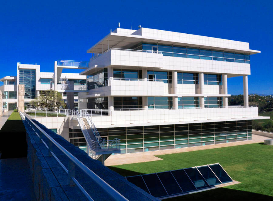 Getty Center in Los Angeles by Richard Meier 0489