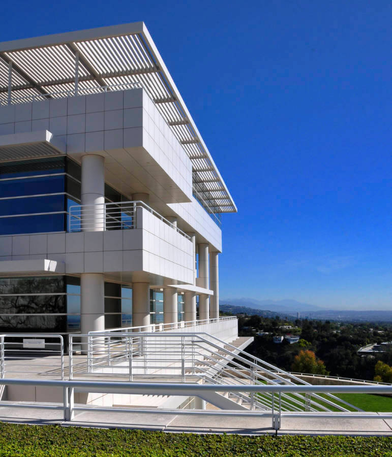 Getty Center in Los Angeles by Richard Meier 0496