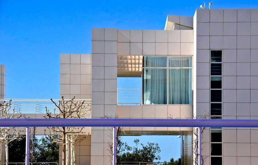 Getty Center in Los Angeles by Richard Meier 0499