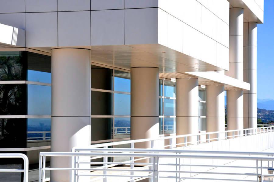 Getty Center in Los Angeles by Richard Meier 0574