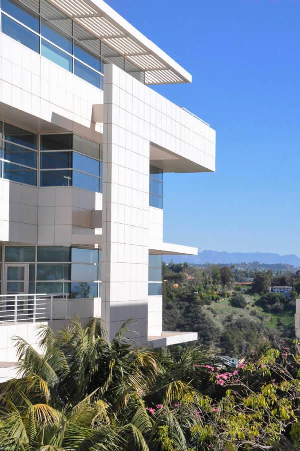 Getty Center in Los Angeles by Richard Meier 0580
