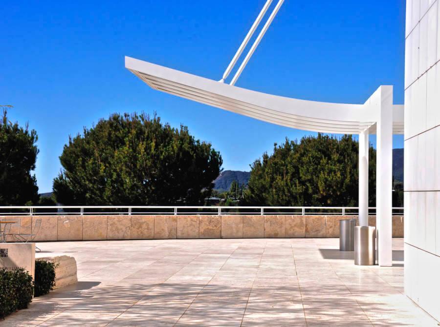 Getty Center in Los Angeles by Richard Meier 0583