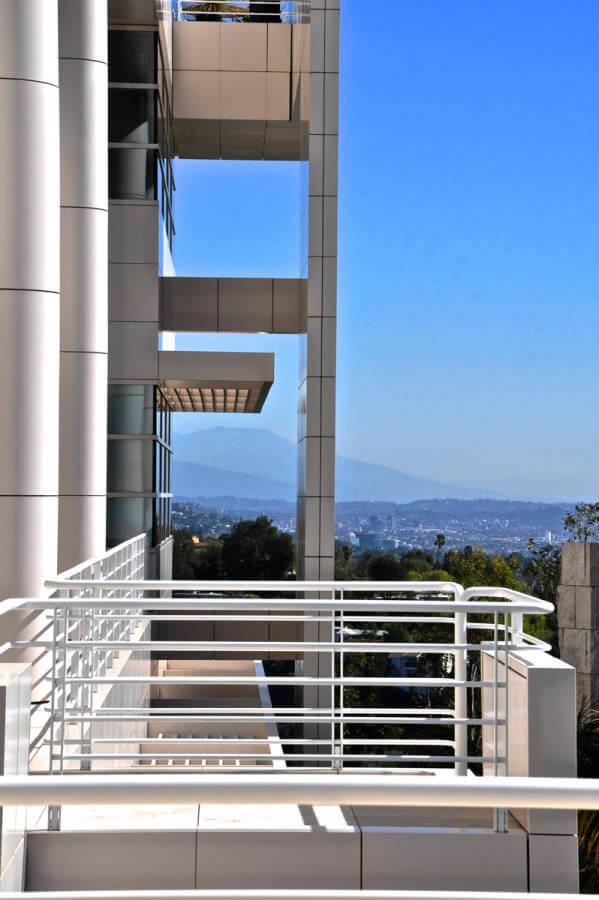 Getty Center in Los Angeles by Richard Meier 0584