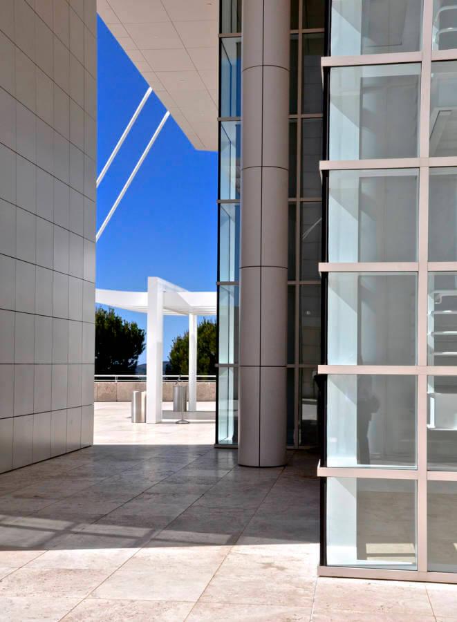 Getty Center in Los Angeles by Richard Meier 0586
