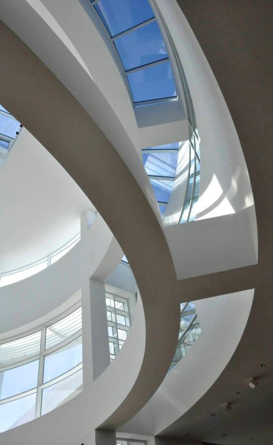 Getty Center in Los Angeles by Richard Meier 0623