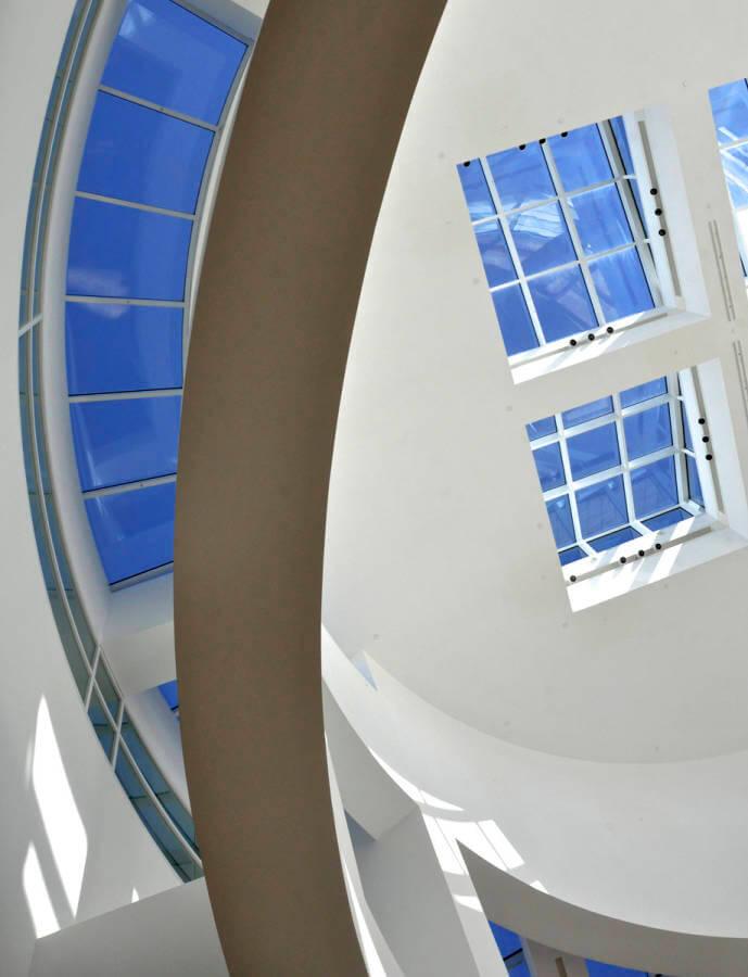 Getty Center in Los Angeles by Richard Meier 0625