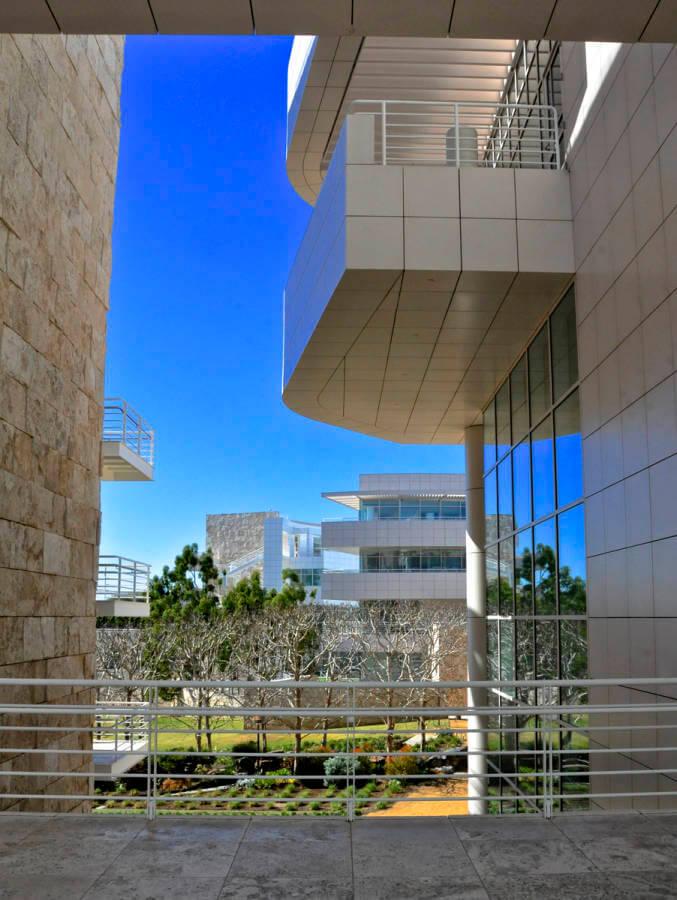 Getty Center in Los Angeles by Richard Meier 0626