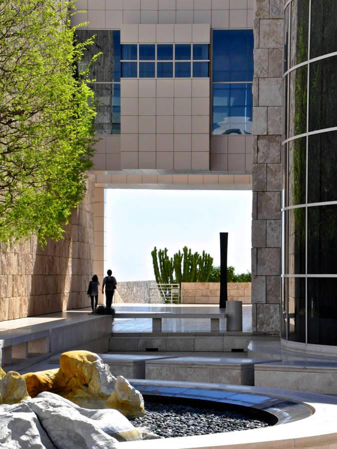 Getty Center in Los Angeles by Richard Meier 0628
