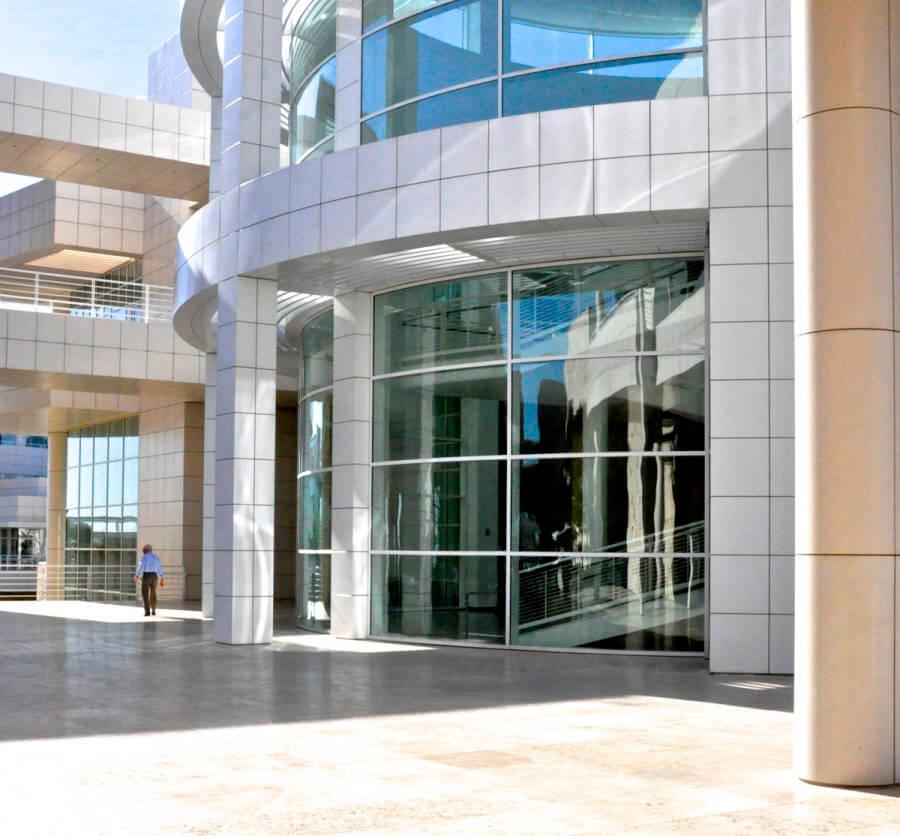 Getty Center in Los Angeles by Richard Meier 0798