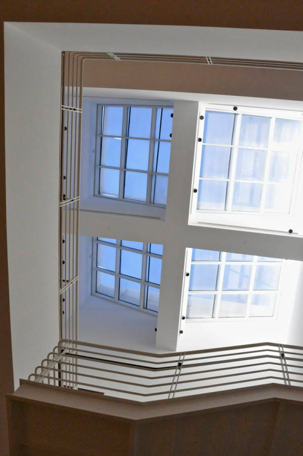 Getty Center in Los Angeles by Richard Meier 0827
