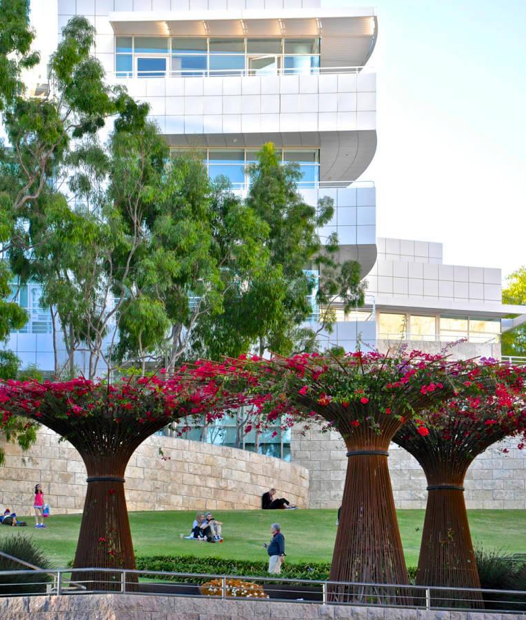 Getty Center in Los Angeles by Richard Meier 1014