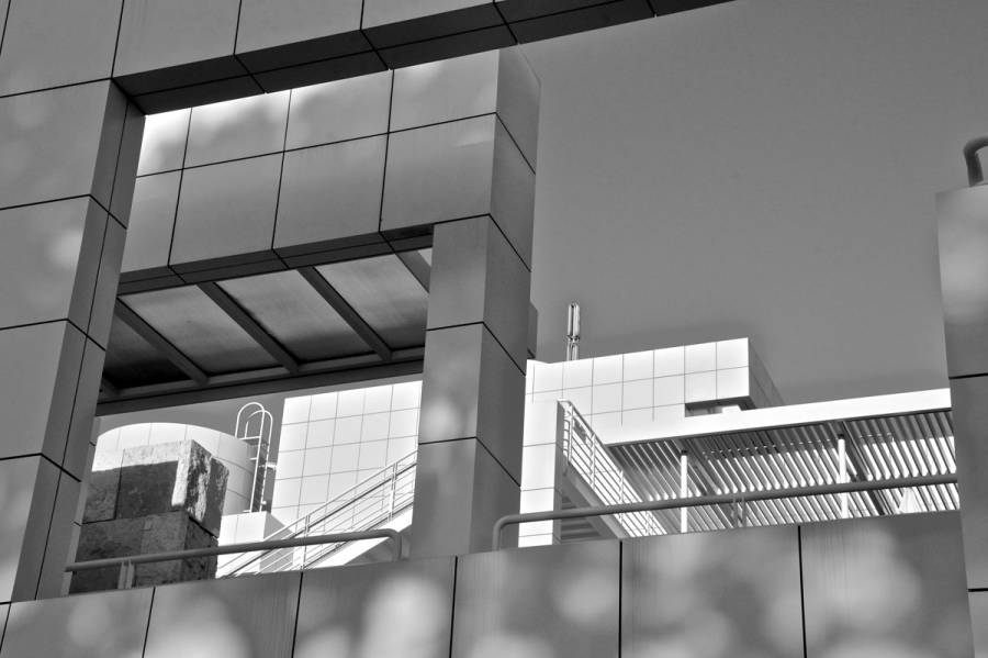 Getty Center in Los Angeles by Richard Meier 1083