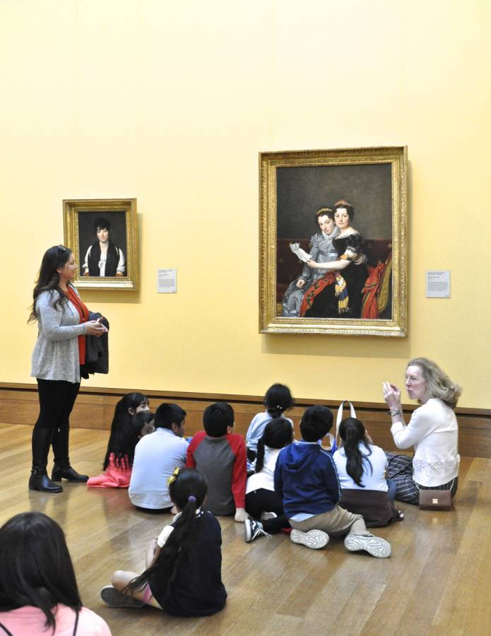 Museum learning 0683