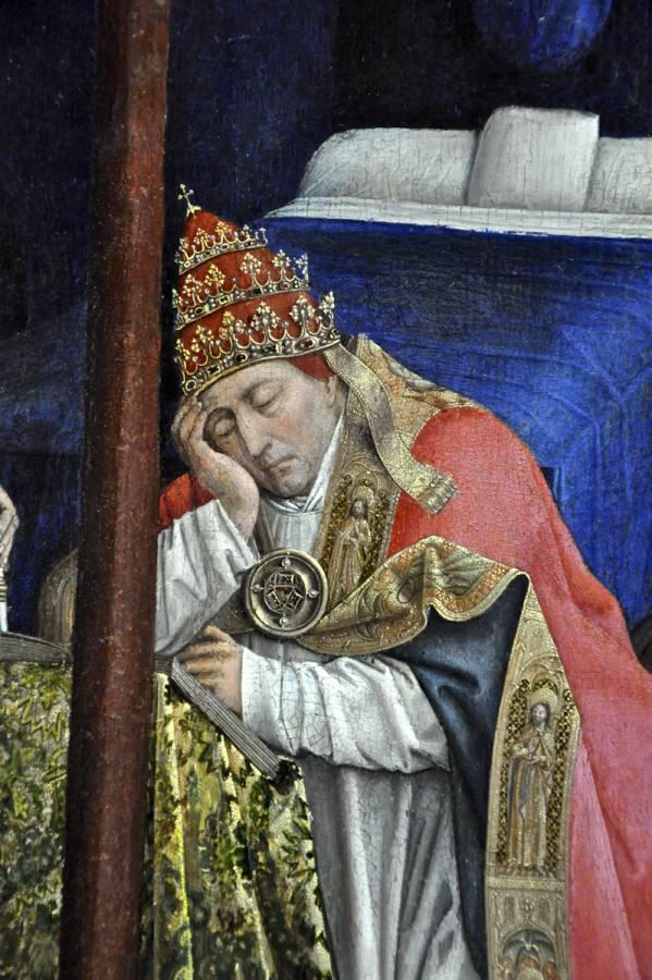 Prayer or sleep 0879
