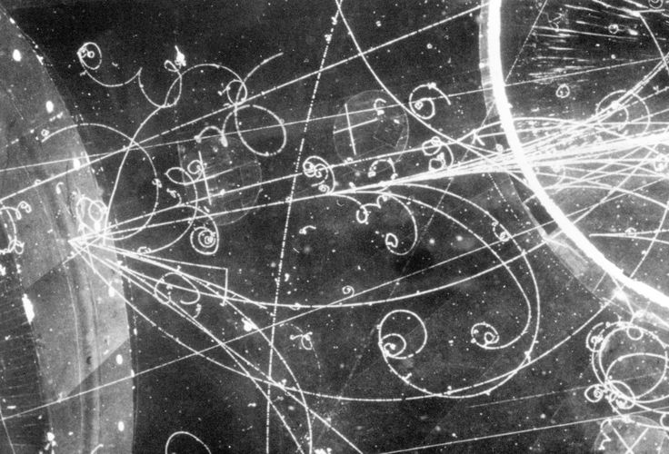 the origin and history of the particle cloud chamber Cosmic rays and cloud chambers background information: cosmic rays are  not really rays they are subatomic particles that are found in space that have  high.