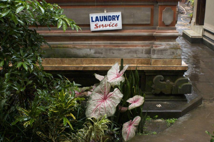 Laundr Service In Bali 0960