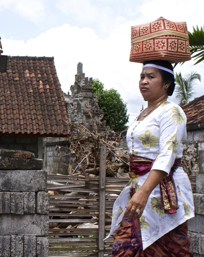 Merchant In Bali 851