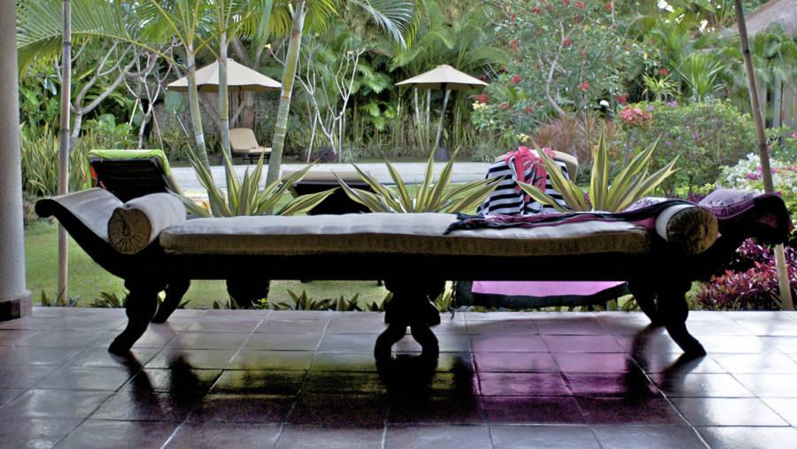 Porch In Bali 0094