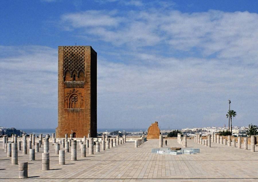 The Mosque Near The Sea