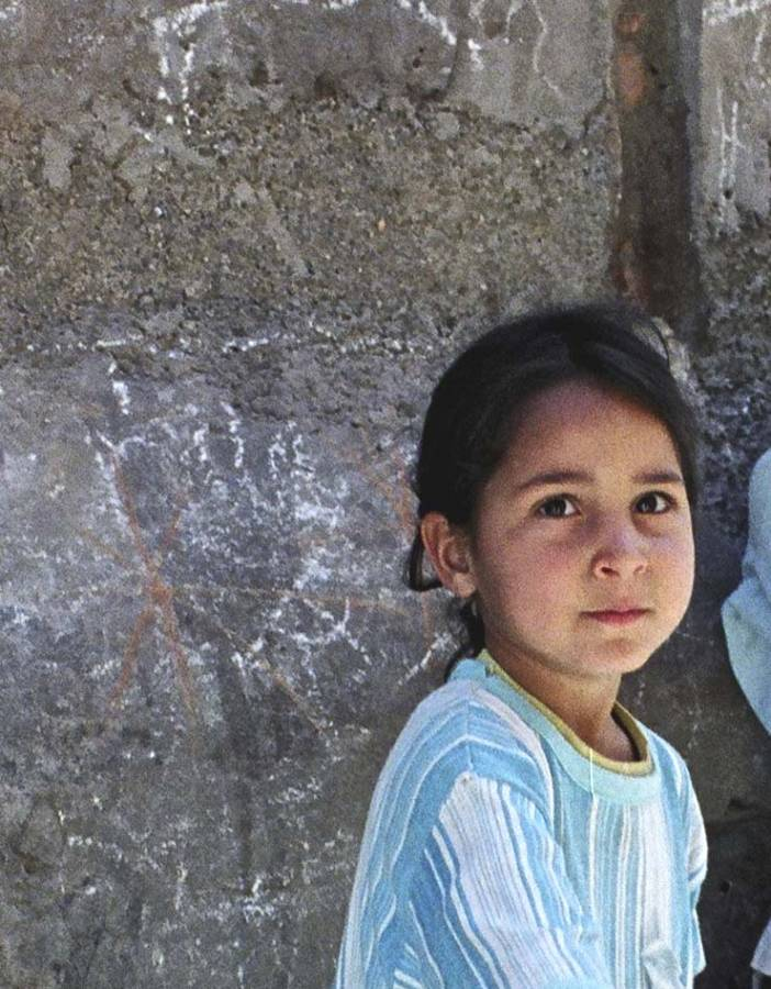 Young Girl In Morocco