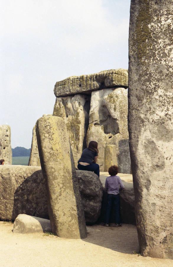 Stonehenge 1973