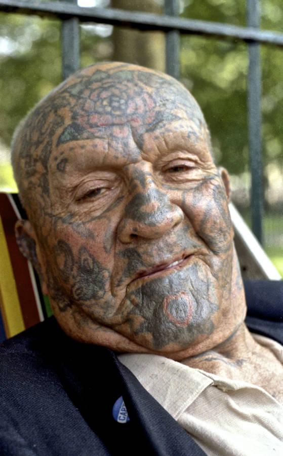 Tatoo Man